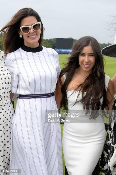 Christina Estrada Christina Estrada Juffal attend the OUTSOURCING Inc Royal Windsor Cup Final on June 23 2019 in Windsor England