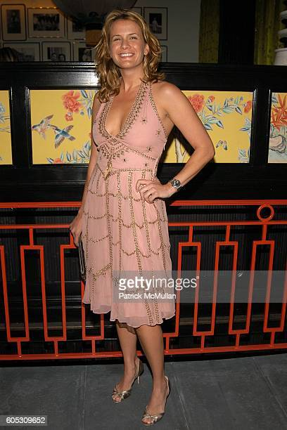 Christina Floyd attends ABY ROSEN Birthday Celebration at Chinatown Brasserie on May 15 2006 in New York City