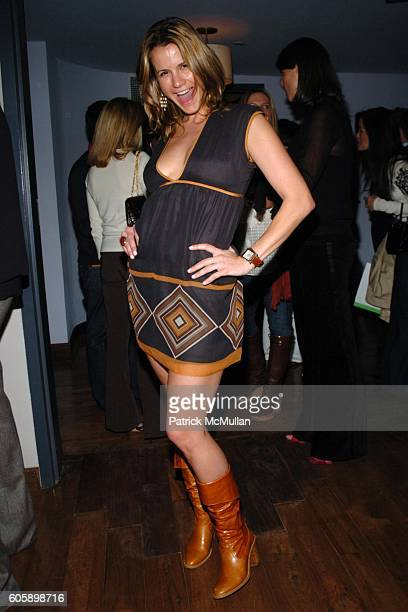 Christina Floyd attends Kips Bay Boys and Girls Club Young Patrons Party hosted by Thom Filicia at SoHo House on April 11 2006 in New York City