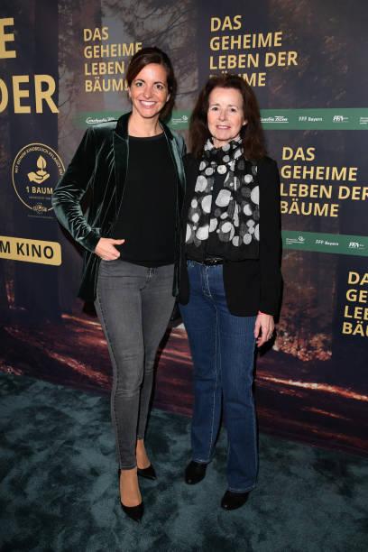 """DEU: """"Das Geheime Leben Der Baeume"""" Premiere In Munich"""