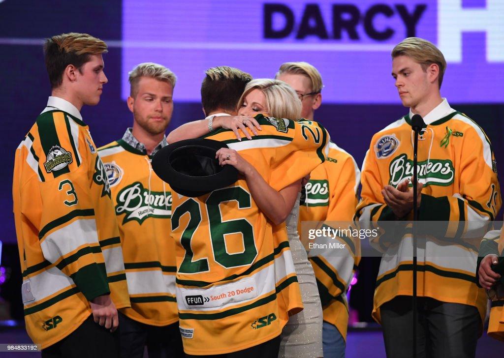 2018 NHL Awards : News Photo