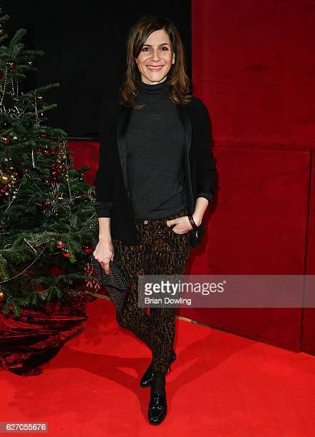 Christina Hecke attends the Medienboard PreChristmas Party at Schwuz on December 1 2016 in Berlin Germany