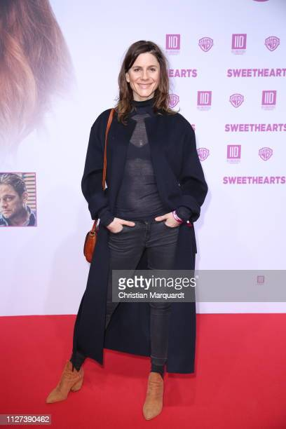 Christina Hecke attends the premiere of the film Sweethearts at Zoo Palast on February 04 2019 in Berlin Germany