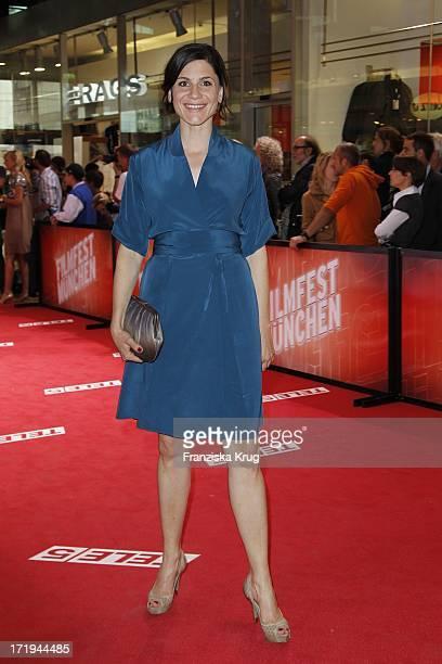 Christina Hecke Bei Der Eröffnungsveranstaltung Filmfest München 2011 Im Mathäser Kino In München