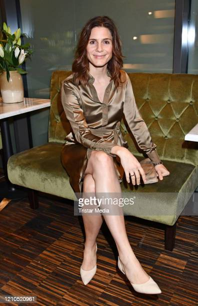 Christina Hecke during the Actors Night as part of the 70th Berlinale International Film Festival Berlin at The Rose Spy Bar on February 28 2020 in...