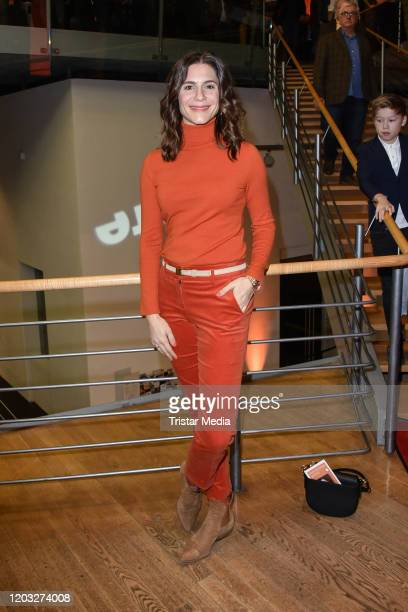 Christina Hecke during the ARTE reception as part of the 70th Berlinale International Film Festival Berlin at Akademie der Kuenste on February 25...