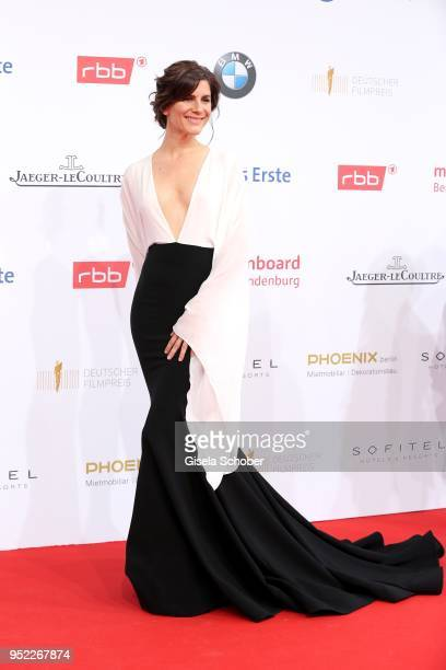 Christina Hecke during the Lola German Film Award red carpet at Messe Berlin on April 27 2018 in Berlin Germany
