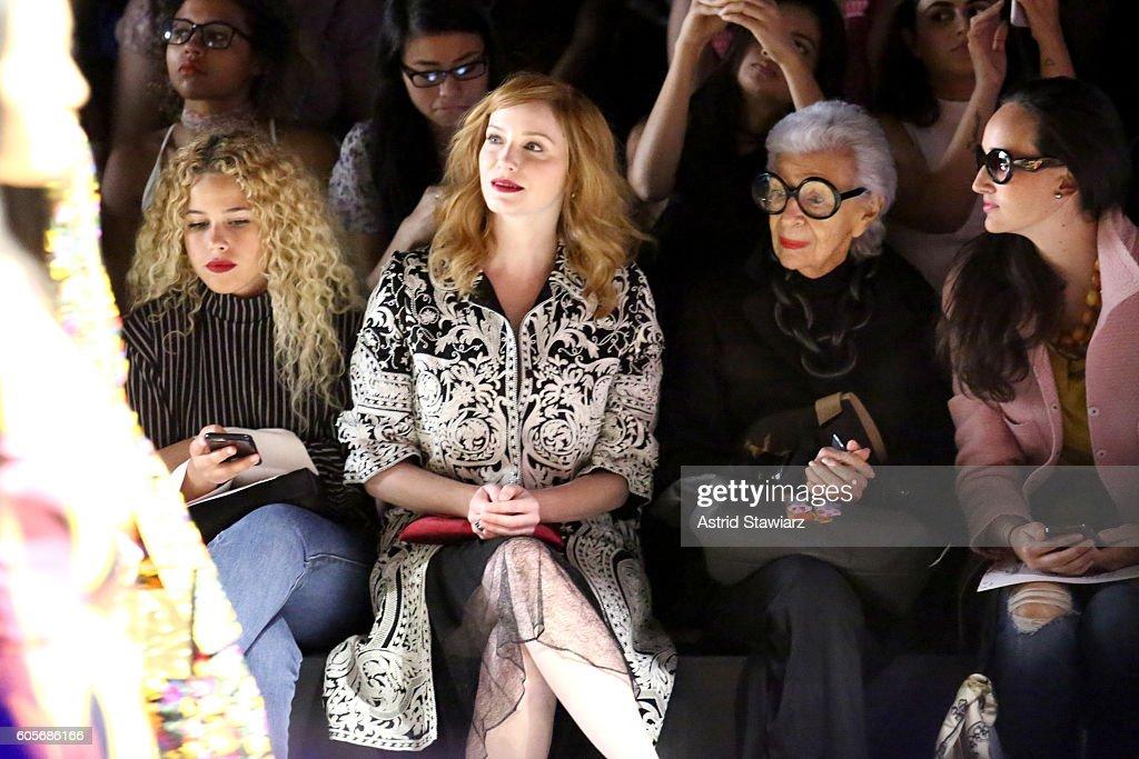 NY: TRESemme at Naeem Khan September 2016 - New York Fashion Week: The Shows