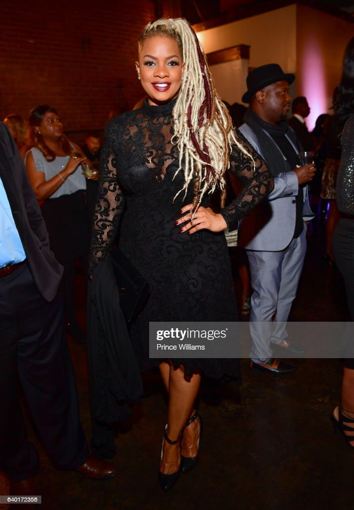 Christina Johnson attends 'The Made Man Awards 2017' at 595 North on January 26, 2017 in Atlanta, Georgia.