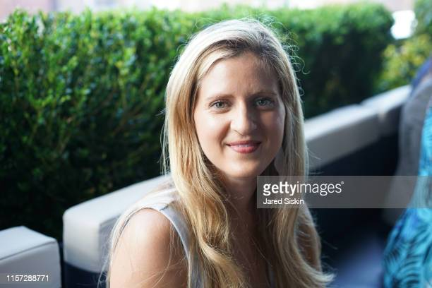 Christina Kalsow Ramos attends TEAK Fellowship A Midsummer Night at PhD Lounge at the Dream Downtown New York on June 20 2019 in New York City