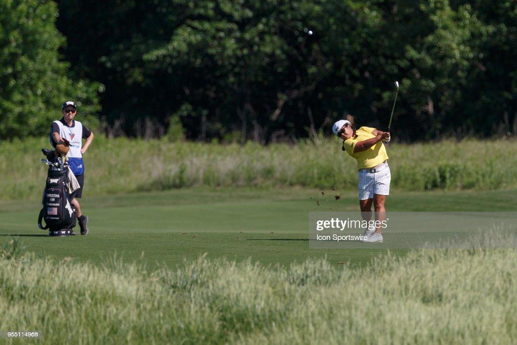 GOLF: MAY 05 LPGA - Volunteers of America Texas Classic : News Photo