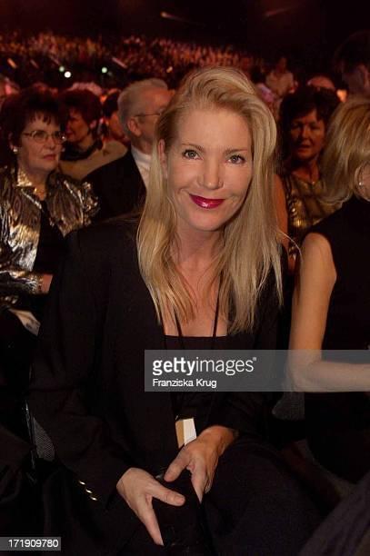 Christina Lesch Bei Der JCarreras Benefiz Gala Party In Leipzig Am 141201