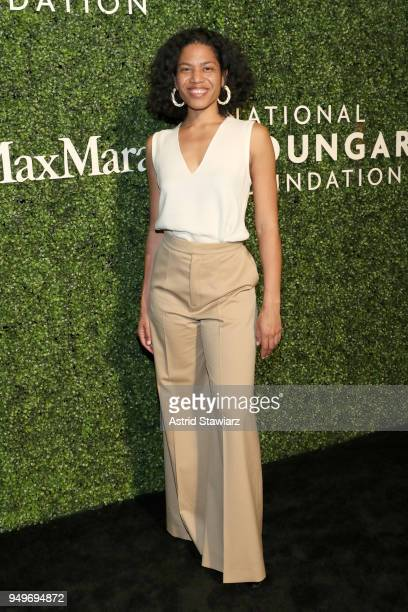 Christina Lewis Halpern attends National YoungArts Foundation New York Gala at The Metropolitan Museum of Art on April 18, 2018 in New York City.