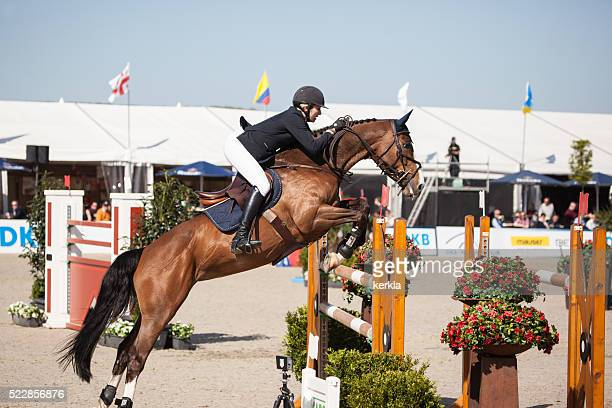 Christina Liebherr, Queen du Chateau at Horses and Dreams 2016