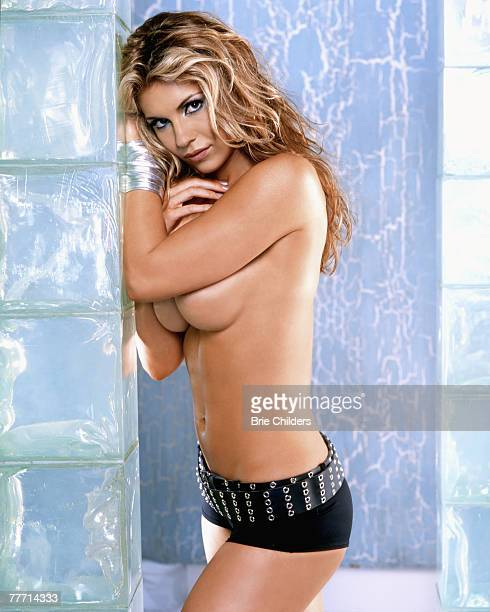 Christina Lindley; Christina Lindley by Brie Childers; Christina Lindley, Playboy, August 1, 2005