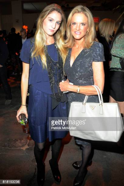 Christina MacDonald and Cynthia MacDonald attend SIXTEENTH ANNUAL ARTWALK NY Benefitting The Coalition For the Homeless at Skylight Studios 275...