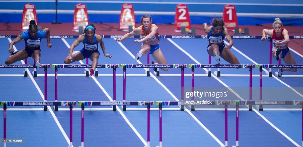 IAAF World Indoor Championships - Day Three : News Photo