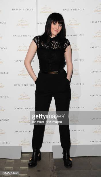 Christina Marie attending the Baileys Feaster Egg Hunt at Harvey Nichols in London