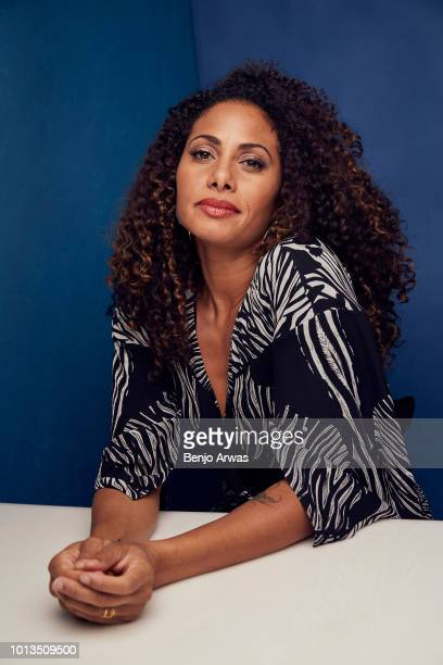 Christina Marie Moses of ABC's 'A Million Little Things' poses for a portrait during the 2018 Summer Television Critics Association Press Tour at The...