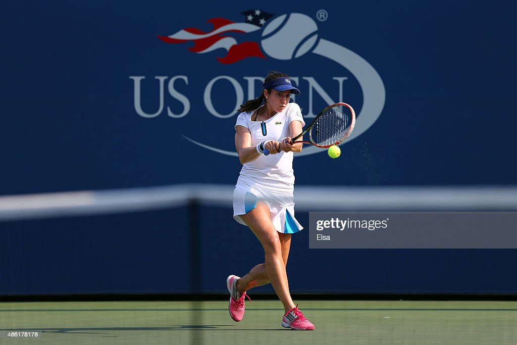 2015 U.S. Open - Day 2 : News Photo