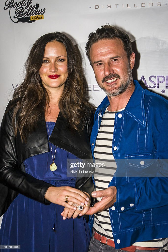 Aspen Peak Magazine's 10th Anniversary With Woody Creek Distillers At Bootsy Bellows Hosted By David Arquette