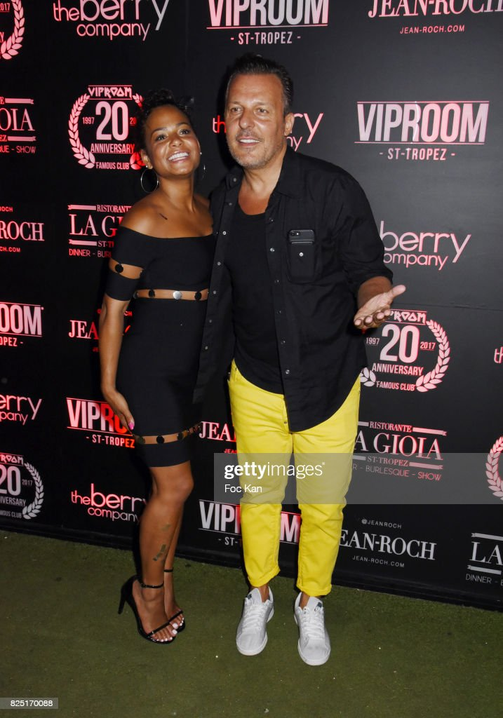 Huko DJ Set Party at VIP Room In St Tropez : News Photo