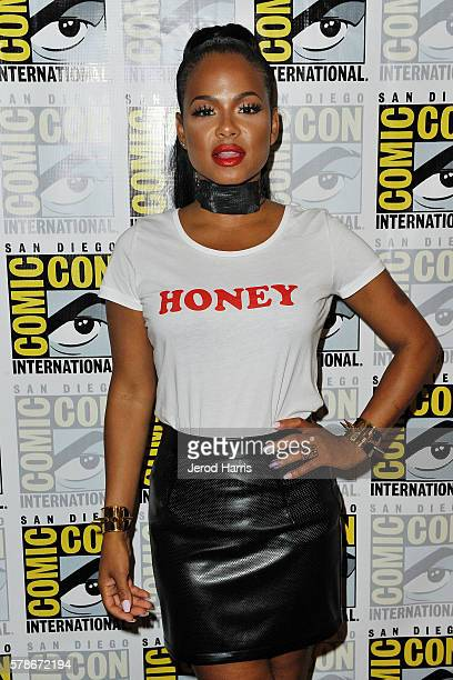 Christina Milian attends the press line for 'Rocky Horror Picture Show' on July 21 2016 in San Diego California