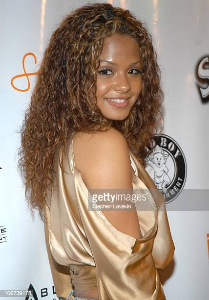 """Christina Milian during """"Bad Boys II"""" Special Screening to Celebrate the Release of the Soundtrack - After Party at The Supper Club in New York City,..."""