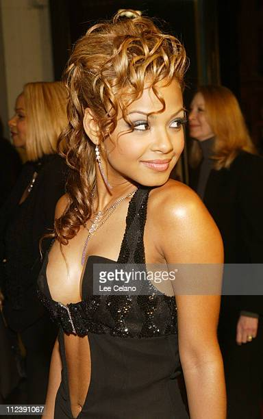 Christina Milian during 'Love Don't Cost a Thing' Los Angeles Premiere Red Carpet at Mann's Chinese Theatre in Hollywood California United States
