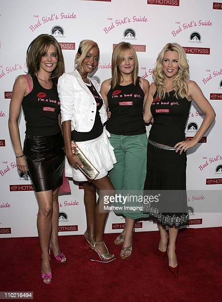 Christina Moore Marcelle Larice Stephanie Childers and Jenny McCarthy
