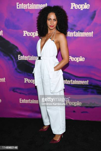 Christina Moses of A Million Little Things attends the Entertainment Weekly PEOPLE New York Upfronts Party on May 13 2019 in New York City