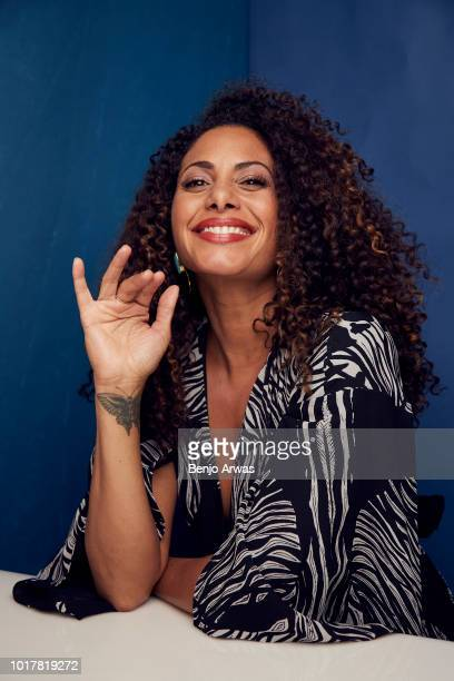 Christina Moses of ABC's 'A Million Little Things' poses for a portrait during the 2018 Summer Television Critics Association Press Tour at The...