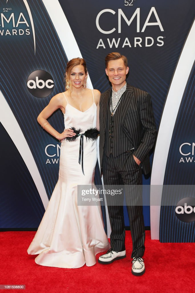 The 52nd Annual CMA Awards - Arrivals : News Photo