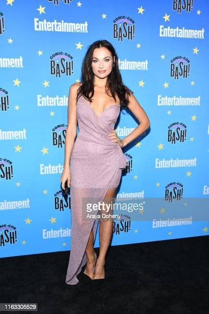 Christina Ochoa at the Entertainment Weekly ComicCon Celebration at Float at Hard Rock Hotel San Diego on July 20 2019 in San Diego California