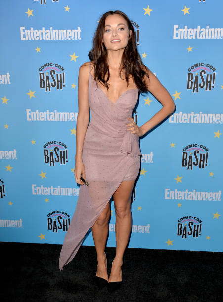 CA: Entertainment Weekly Comic-Con Celebration - Arrivals