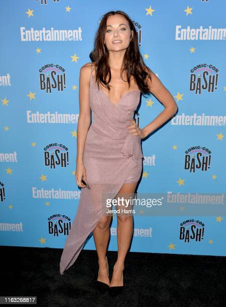 Christina Ochoa attends Entertainment Weekly ComicCon Celebration at Float at Hard Rock Hotel San Diego on July 20 2019 in San Diego California