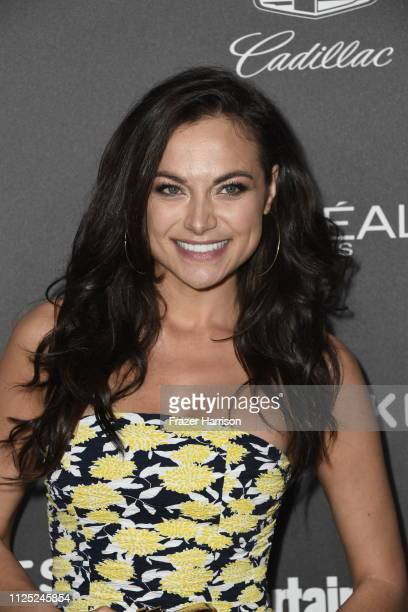 Christina Ochoa attends the Entertainment Weekly PreSAG Party at Chateau Marmont on January 26 2019 in Los Angeles California
