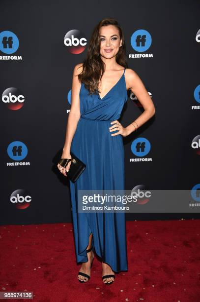 Christina Ochoa of A Million Little Things attends during 2018 Disney ABC Freeform Upfront at Tavern On The Green on May 15 2018 in New York City