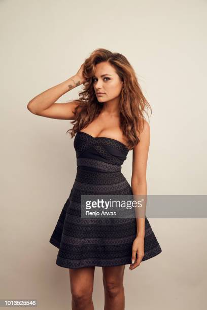 Christina Ochoa of ABC's 'A Million Little Things' poses for a portrait during the 2018 Summer Television Critics Association Press Tour at The...