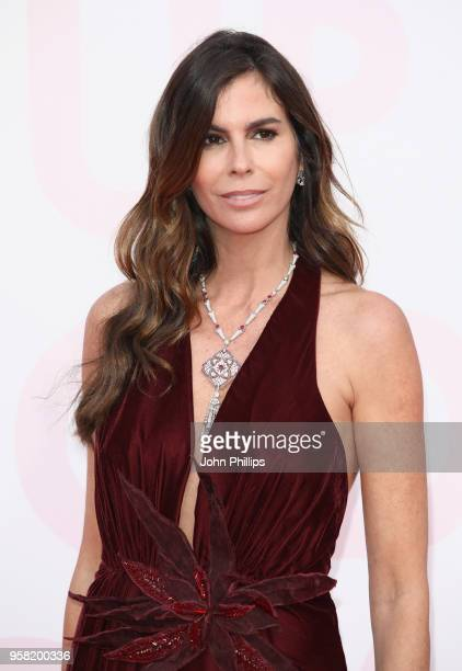 Christina Pitanguy attends Fashion for Relief Cannes 2018 during the 71st annual Cannes Film Festival at Aeroport Cannes Mandelieu on May 13 2018 in...
