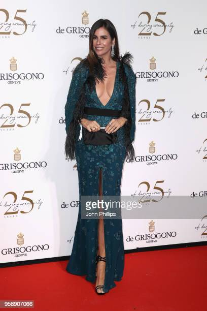 Christina Pitanguy attends the De Grisogono party during the 71st annual Cannes Film Festival at on May 15 2018 in Cap d'Antibes France