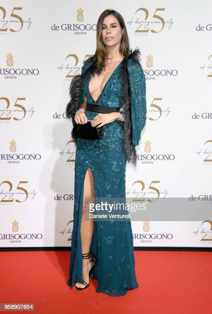 Christina Pitanguy attends the De Grisogono Party during the 71st annual Cannes Film Festival at on May 15 2018 in Antibes France