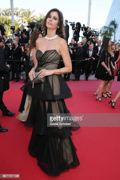 Christina Pitanguy attends the screening of 'Girls Of The Sun ' during the 71st annual Cannes Film Festival at Palais des Festivals on May 12 2018 in...