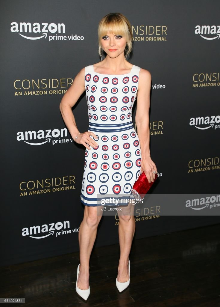 "Emmy FYC Screening For Amazon's ""Z: The Beginning Of Everything"" - Arrivals"