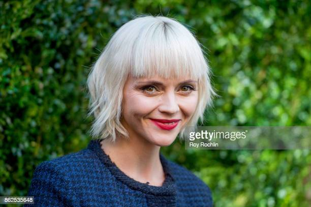 Christina Ricci attends Through Her Lens The Tribeca Chanel Women's Filmmaker Program Luncheon at Locanda Verde on October 17 2017 in New York City