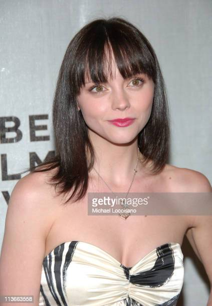 Christina Ricci during 6th Annual Tribeca Film Festival 'Two Days in Paris' in New York City New York United States