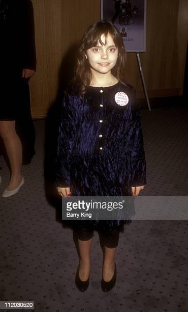 Christina Ricci 1990