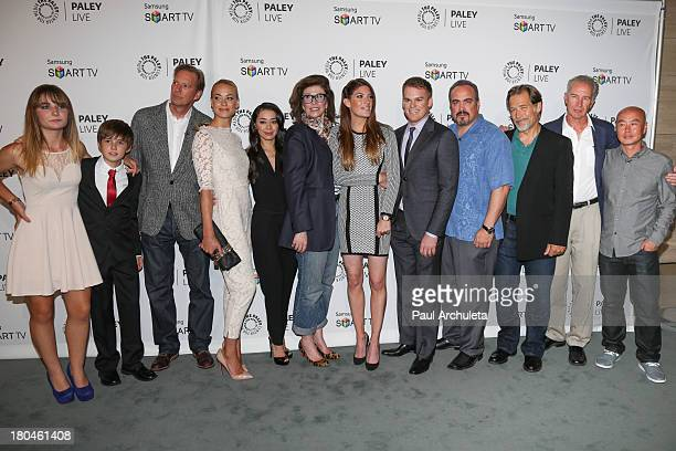 Christina Robinson Preston Bailey Scott Buck Yvonne Strahovski Aimee Garcia Sara Collection Jennifer Carpenter Michael C Hall David Zayas James Remar...