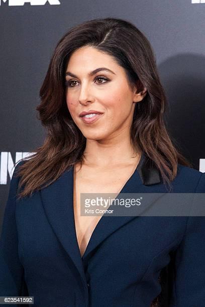 Christina Rosato attends the Bad Santa 2 New York Premiere at AMC Loews Lincoln Square 13 theater on November 15 2016 in New York City