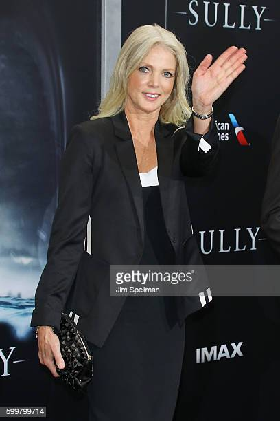 "Christina Sandera attends the ""Sully"" New York premiere at Alice Tully Hall, Lincoln Center on September 6, 2016 in New York City."